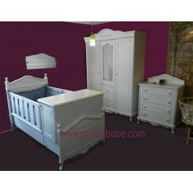 Avangarde bebek odası