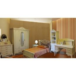 Romans Genç Kız Erkek Çocuk odası mobilyaları