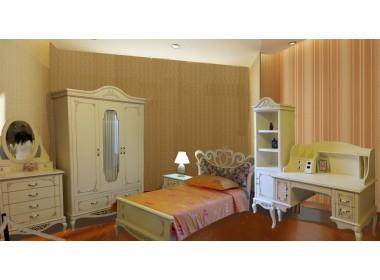 Romans Genç Kız Erkek Çocuk odası mobilyası