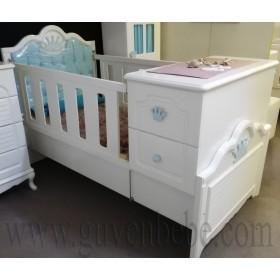 Marziya Büyüyen bebek yatakları