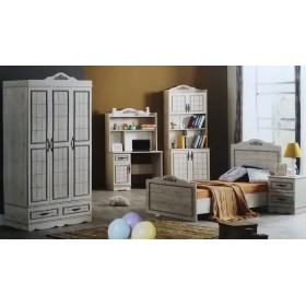 Kare genç odası mobilyası