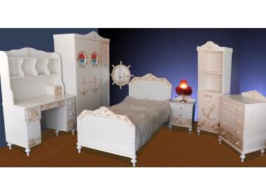 Temel Reis erkek çocuk odası