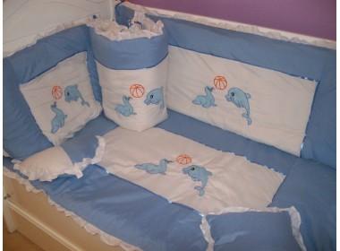 Sallanır beşik uyku seti 70*130 cm-60*120 cm