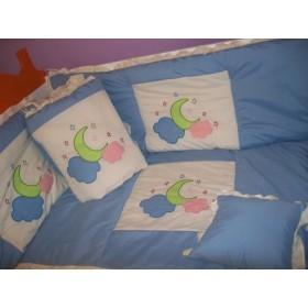 Büyüyen beşik uyku setleri 80*140 cm