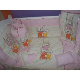 LÜX sallanır beşik uyku setleri 70*130 cm