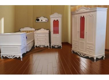 Vizyon sultan bebek odası